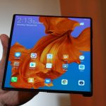 Huawei unveils the Mate X – its first foldable phone that turns into a tablet