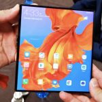 Tech Guide takes a hands-on look at the Huawei Mate X foldable smartphone