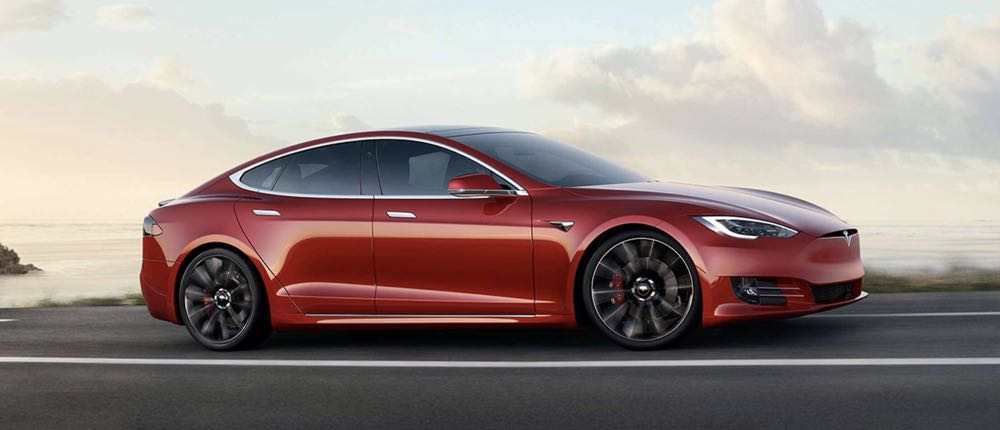 Teslas Next Software Update To Include Dog And Sentry
