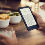 New redesigned Kindle e-reader has adjustable display brightness
