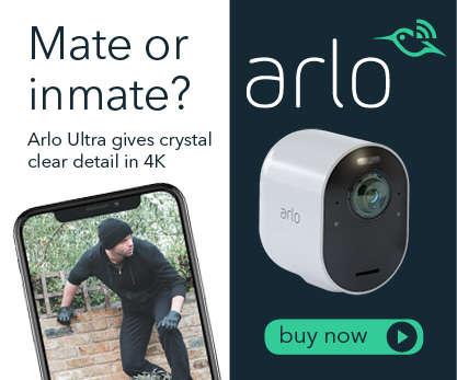 Arlo 4k HDR