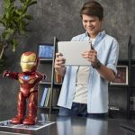UBTech's Iron Man MK50 robot lets you step into the shoes of Tony Stark