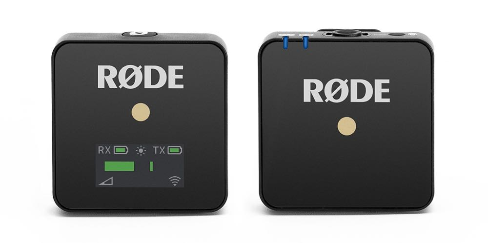 rode launches world 39 s smallest and lightest wireless microphone system tech guide. Black Bedroom Furniture Sets. Home Design Ideas
