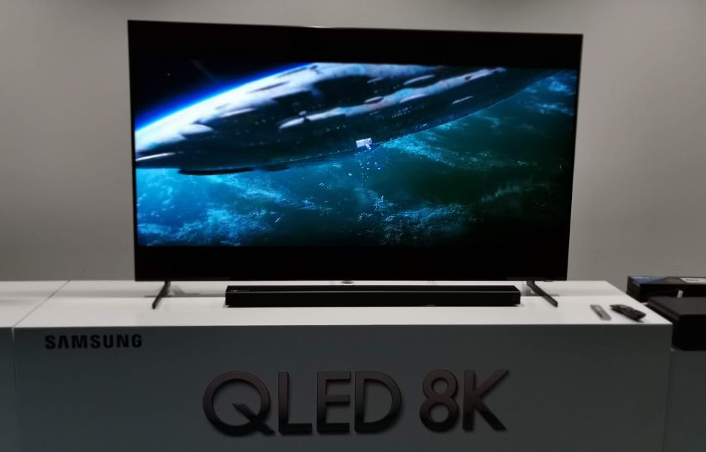 Samsung Q900 8K TV review - the best TV you can buy and also
