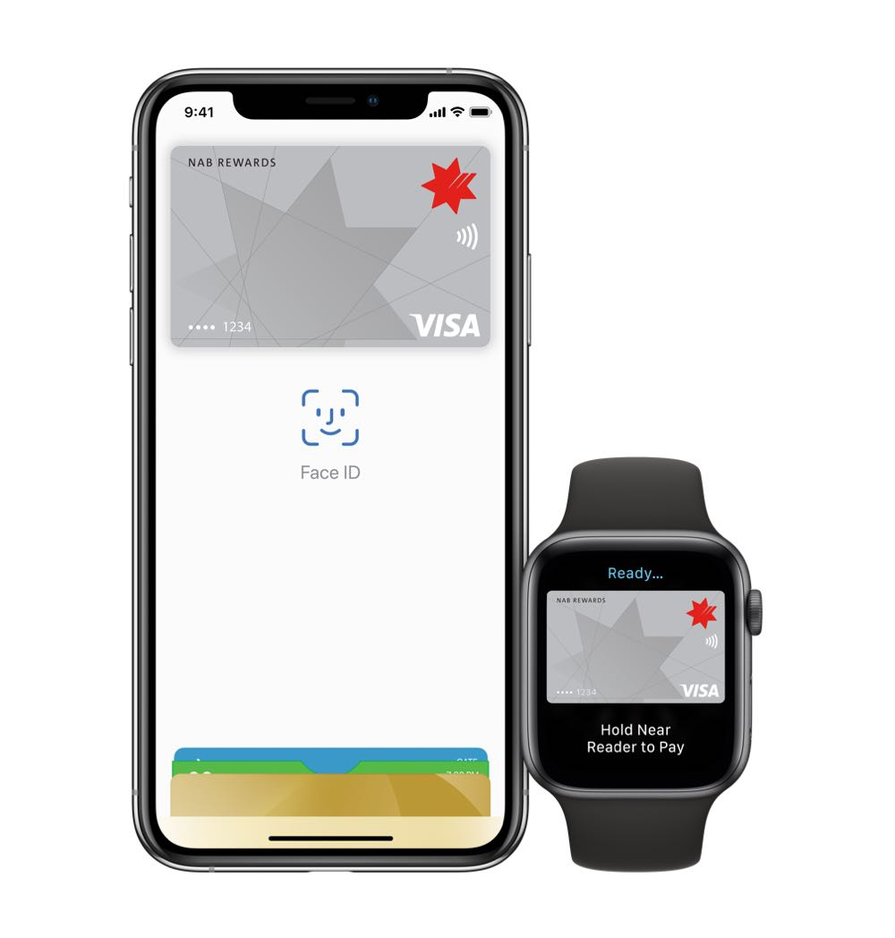 Apple Pay Now Available For National Australia Bank