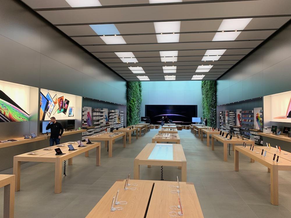 Apple Store Bezahlmethode