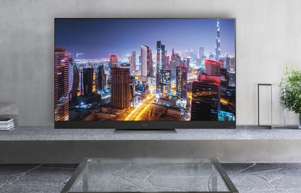 Panasonic unveils its 2019 OLED and LED LCD TV range - and a
