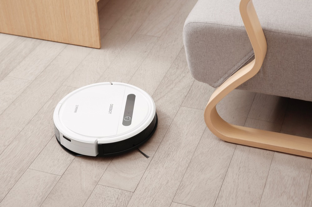 Deebot Ozmo 610 Robot Vacuum Returning To Aldi For Just