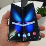 Tech Guide goes hands on with the Samsung Galaxy Fold smartphone