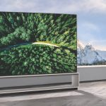 LG reveals its stunning 88-inch 8K OLED TV
