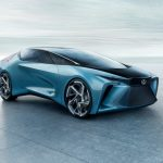 Lexus unveils LF30 concept electric autonomous car and its vision of our driving future