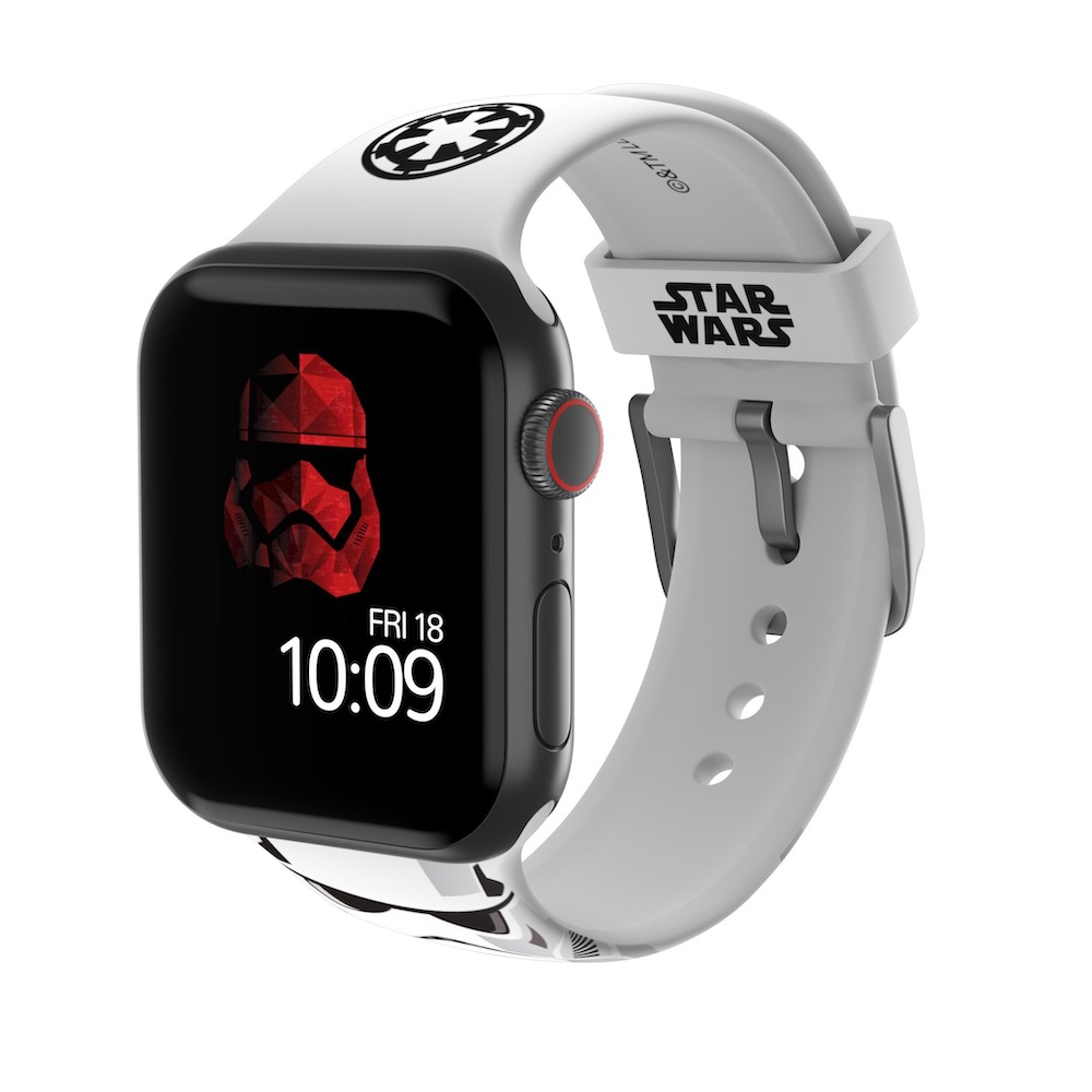 The Force Is Strong With The New Mobyfox Star Wars Apple Watch Bands Tech Guide