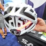 Safe-Tec smart bicycle helmet has Alexa built-in