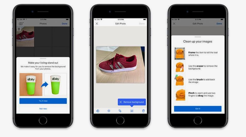 eBay launches new image clean-up tools to help sell your items - Tech Guide