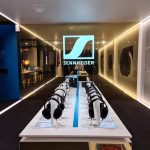 We take a look inside the Sennheiser store in Sydney
