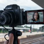 Panasonic unveils LUMIX G100 compact camera that's perfect for online content creators