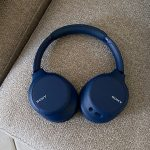 Sony WH-CH710N wireless noise cancelling headphones – battery life for days