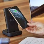Cygnett's Wireless Power Bank and Charging Dock has your charging needs covered anywhere