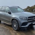 Hitting the road in the Mercedes Benz GLS 400d with the latest tech at our fingertips
