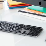 Logitech's MX Keys and MX Master 3 mouse are designed to empower creative Mac users