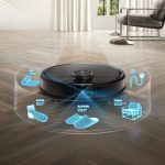 New OZMO T8 AIVI robot vacuum has next-level AI, obstacle identification and a built-in camera