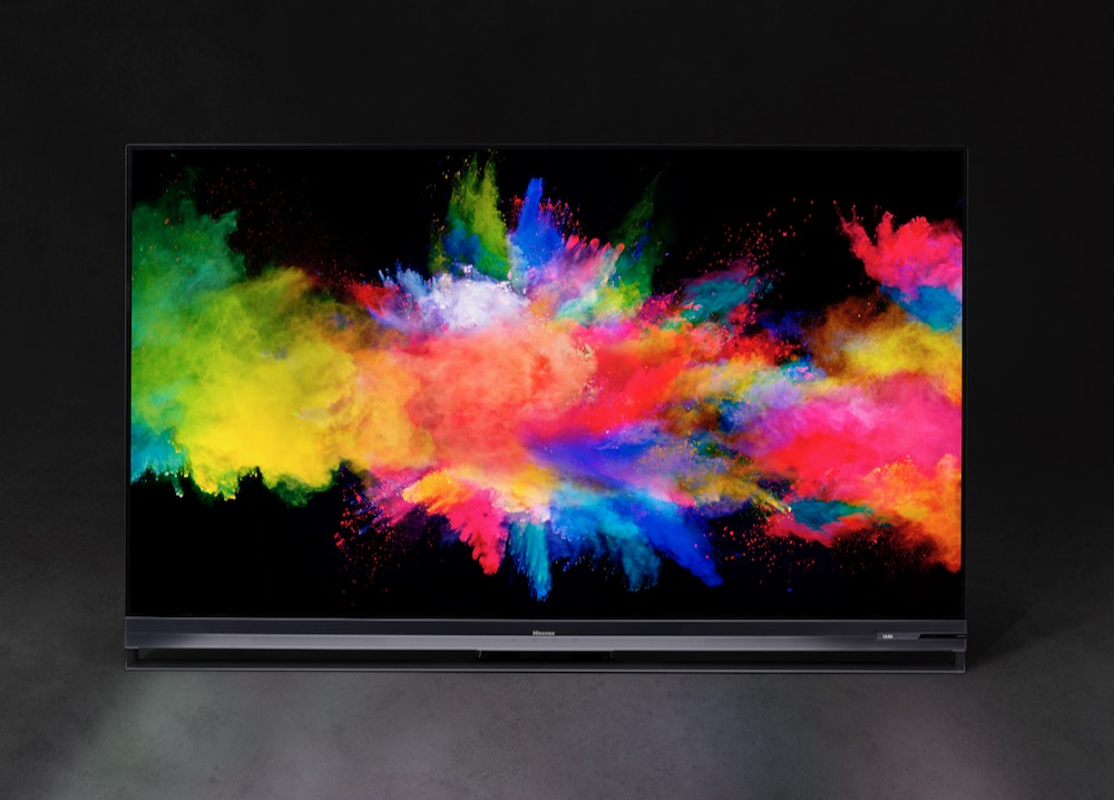 Hisense Dual Cell 65SX TV review – the blacks of an OLED with the brightness of LED
