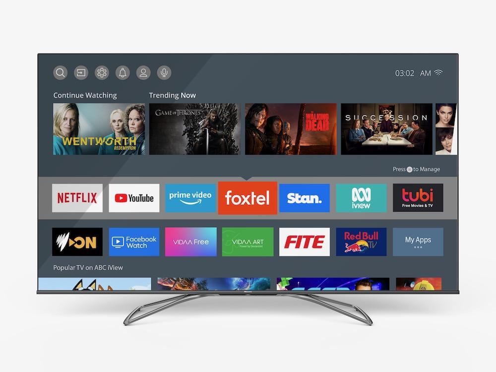 Hisense Smart Tv Apps Installieren