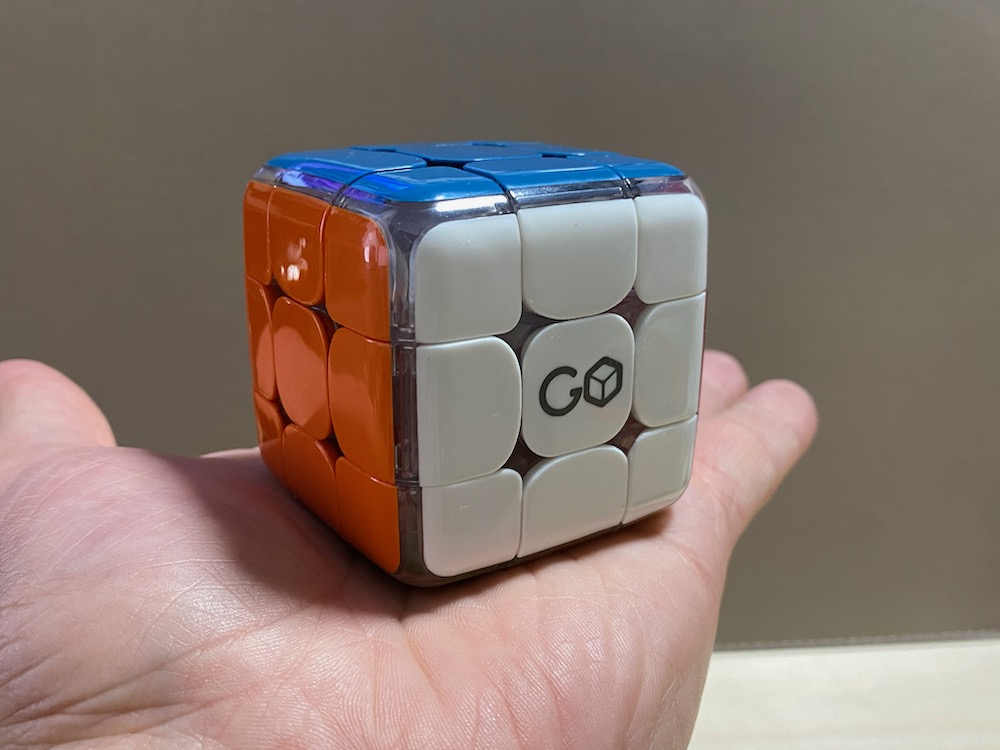 GoCube review – the smart connected Rubik's cube for the 21st century
