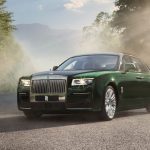 New Rolls Royce Ghost offers ultimate luxury and comfort – and remarkable technology