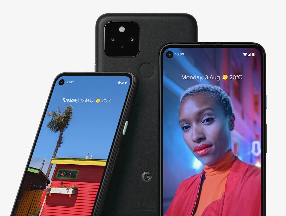 Google unveils new Pixel 5 smartphone, Nest Audio smart speaker and redesigned Chromecast