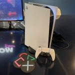 We take a hands on look at the PlayStation 5 and the new Dual Sense controller