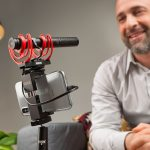 RODE VideoMic NTG shotgun microphone is now compatible with iPhone and iPad
