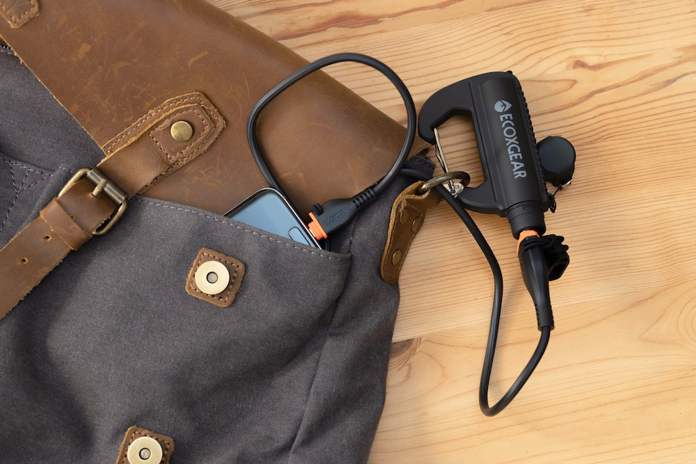 Stay entertained, charged and illuminated with the new rugged EcoXGear products