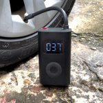 The new Xiaomi Mi is a portable air pump to top up your car and bike tyres