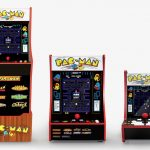 Relive your childhood retro gaming memories with the new Arcade1Up machines