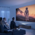 Samsung Premiere short throw projector review – a complete home theatre in one unit