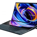 ASUS unveils new two-screen ZenBook Duo laptops with tilting ScreenPad Plus