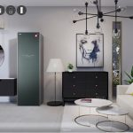 LG blurring the lines between furniture and appliances with new virtual experience