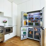 Samsung's new French Door fridge has been designed with hygiene in mind