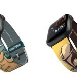 MobyFox releases Apple Watch bands that include The Mandalorian and Baby Yoda