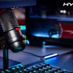 Make yourself heard in impressive quality with the HyperX SoloCast USB microphone