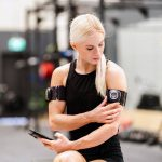 Saga's connected cuffs can accelerate your muscle growth using Blood Flow Restriction