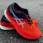 ASICS unveils high tech Metaspeed shoes that can adapt to a runner's style