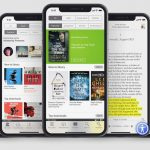 Borrow e-books and audiobooks from your local library with the BorrowBox app