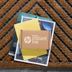 HP's Instant Ink service delivers to your door so you'll never run out of ink again