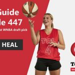 Tune in to Tech Guide Episode 447 with special guest WNBA draft pick Shyla Heal