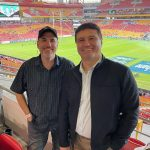 Two Blokes Talking Tech Episode 486 is live in Brisbane during the NRL Magic Round