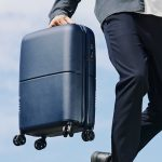 Travel even lighter with July's Carry-On Light – the world's lightest double wheel case