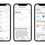 Apple's health advances include sharing data with loved ones and preventing falls