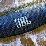The JBL Charge 5 Bluetooth speaker can go anywhere and play for up to 20 hours
